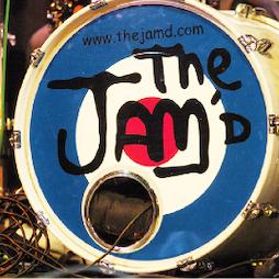 The Jam'd   The Platform Morecambe    Fri 28th May 2021 Lineup