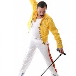 Freddie Mercury Tribute Night Cotteridge  Tickets | Cotteridge Social Club Birmingham  | Sat 25th September 2021 Lineup