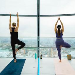 Yoga in the Sky  | British Airways I360 Brighton  | Sun 17th October 2021 Lineup