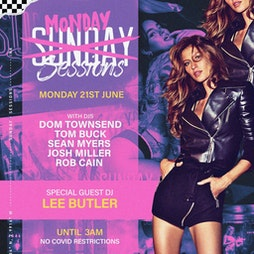 Reviews: Sunday Sessions - The Return to Normal | Ink Bar And Club  Liverpool  | Mon 19th July 2021