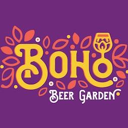 Rob Farrells 50th Birthday Party  Tickets   Boho Garden Birmingham    Sat 19th June 2021 Lineup
