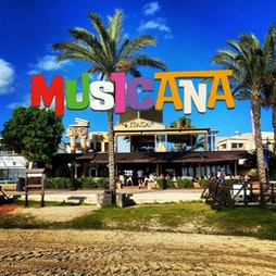 Musicana Live music brunch | OPENING PARTY Tickets | Itaca Ibi  | Sat 12th June 2021 Lineup