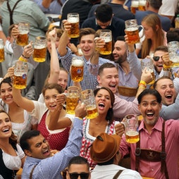 Oktoberfest Comes to Chester! Tickets | Mecca Bingo Chester Chester  | Sat 23rd October 2021 Lineup