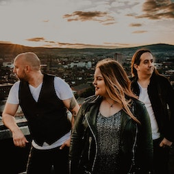 The Rising / Modern Rome / UpTheAntie  Tickets | The Belfast Barge Belfast  | Sat 20th November 2021 Lineup