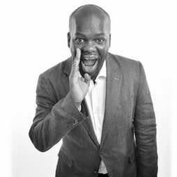 DALISO CHAPONDA: APOCALYPSE NOT NOW | Key Theatre Peterborough  | Thu 5th May 2022 Lineup