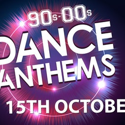 Sandy Park Sessions 90s-00s Dance Anthems  | Sandy Park Conference Centre Exeter  | Fri 15th October 2021 Lineup