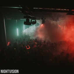 Nightvision presents | Terminal V Launch Party Tickets | The Liquid Room Edinburgh  | Sat 18th September 2021 Lineup