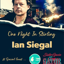 One Night in Stirling  Tickets | The Holy Trinity Church  Stirling  | Fri 9th July 2021 Lineup