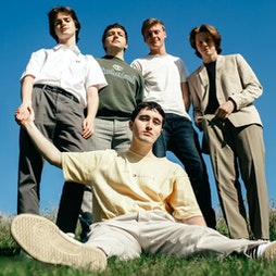 Courting Tickets | The Foundry Sheffield University Students' Union Sheffield  | Sat 18th September 2021 Lineup