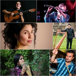 Viento Sur Ensemble Tickets | St Andrews Hall Norwich Norwich  | Thu 27th May 2021 Lineup
