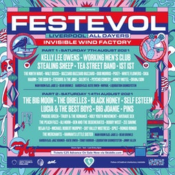 FestEvol Part 1 Tickets   Invisible Wind Factory Liverpool    Sat 7th August 2021 Lineup
