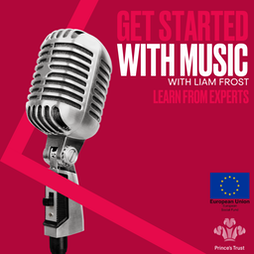 Get Started with Music   Virtual Event Online    Mon 13th September 2021 Lineup