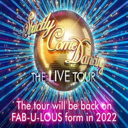 Strictly Come Dancing 2022 (glasgow) | S E C C Glasgow  | Sat 5th February 2022 Lineup
