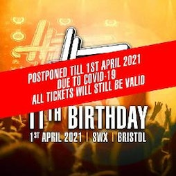 cancelled - 11 Years of High Focus Records Tickets | SWX Bristol  | Thu 1st April 2021 Lineup