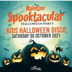 Rainton Spooktacular Halloween Party  Tickets | Rainton Arena Houghton-le-Spring  | Sat 30th October 2021 Lineup