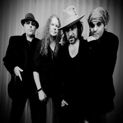The Quireboys plus Twister Tickets | DreadnoughtRock Bathgate  | Fri 17th September 2021 Lineup