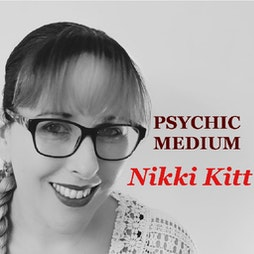 Evening of Mediumship with Nikki Kitt - Exeter Tickets | America Hall Exeter  | Fri 26th November 2021 Lineup
