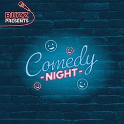 Buzz Presents.. Comedy Night (Irvine) Tickets   Buzz Bingo Irvine Irvine    Fri 10th September 2021 Lineup