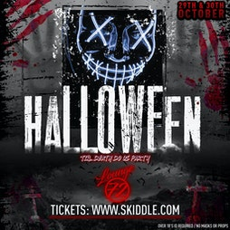 Lounge 72 Halloween: Till death do us party Tickets | Lounge 72 STEVENAGE  | Fri 29th October 2021 Lineup