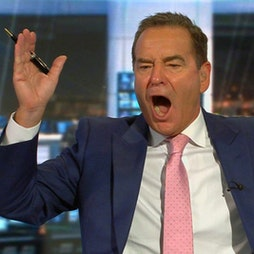 Talk: Soccer Saturday with Jeff Stelling & Paul Merson Tickets   Teesside University Students' Union Middlesbrough    Sat 17th July 2021 Lineup