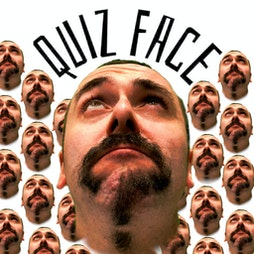 Quiz Face | The Mucky Duck Brighton  | Wed 6th October 2021 Lineup