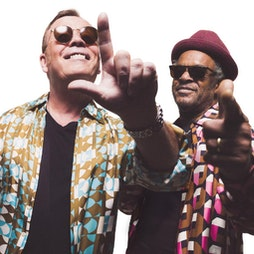 UB40 featuring Ali and Astro Plus Special Guests  Tickets   Garon Park Southend-On-Sea    Sun 12th September 2021 Lineup