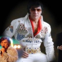 Elvis Legends Tribute Night - Bromsgrove  Tickets   Catshill Social Club Bromsgrove    Fri 2nd July 2021 Lineup