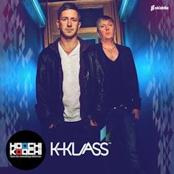 K-klass DJ set @ Hoochi Koochi Tickets | Hoochi Koochi Rochdale  | Fri 8th October 2021 Lineup
