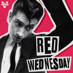 Red Wednesday - Manchester Freshers 2021 Tickets | The Venue Nightclub Manchester  | Wed 15th September 2021 Lineup