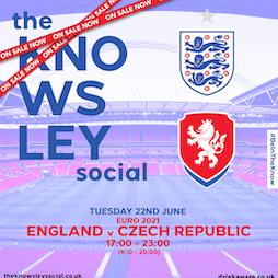 Euro Fan Park - Czech Republic vs. England  Tickets | The Knowsley Social  Knowsley Safari  Prescot  | Tue 22nd June 2021 Lineup