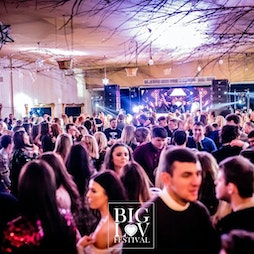 BIG LUV - Boxing Day Ball Tickets   Shankly Hotel Liverpool    Sun 26th December 2021 Lineup