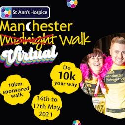 Manchester Virtual Walk | Virtual Event Manchester Manchester  | Fri 14th May 2021 Lineup