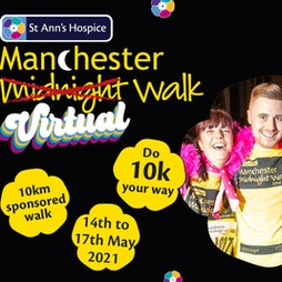 Reviews: Manchester Virtual Walk | Virtual Event Manchester Manchester  | Fri 14th May 2021