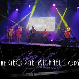 The George Michael Story | Blackburn Empire Theatre Blackburn  | Sat 5th June 2021 Lineup