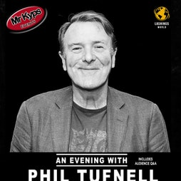 An Evening with Phil Tufnell Tickets | The Allendale Centre Wimborne  | Wed 3rd November 2021 Lineup