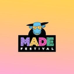 MADE Festival 2021 : After Party Tickets   Forum Birmingham Birmingham    Sat 18th September 2021 Lineup