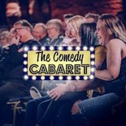 Leeds' Comedy Cabaret 8:30pm Show Tickets   Pryzm Leeds Leeds    Sat 25th September 2021 Lineup