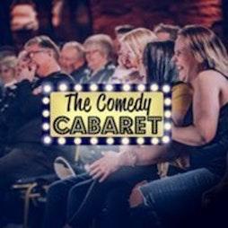 Leeds' Comedy Cabaret 8:00pm Show Tickets   Pryzm Leeds Leeds    Sat 23rd October 2021 Lineup