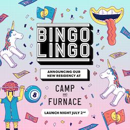 Bingo Lingo Tickets | Camp And Furnace Liverpool   | Fri 2nd July 2021 Lineup