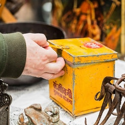 Lingfield Antiques, Collectables and Vintage Market Tickets   Lingfield Park Racecourse Lingfield    Sun 6th June 2021 Lineup