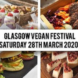 Glasgow Vegan Festival  | Hampden Park Glasgow  | Sat 13th March 2021 Lineup