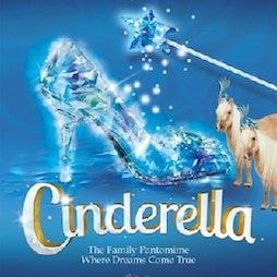 Cinderella | Redgrave Theatre Bristol Bristol  | Sun 19th December 2021 Lineup
