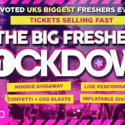 Reviews: Glasgow - Big Freshers Lockdown - in association w BOOHOO MAN | SWG3 Glasgow  | Wed 15th September 2021