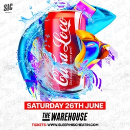 Casa Loco  Tickets | The Warehouse Leeds  | Sat 26th June 2021 Lineup