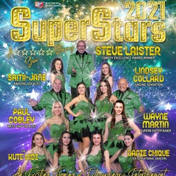 SuperStars 2021 | Babbacombe Theatre Torquay  | Wed 19th May 2021 Lineup