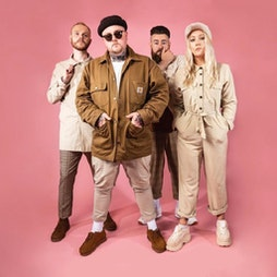 The Lottery Winners Tickets | The Leadmill Sheffield  | Thu 30th September 2021 Lineup