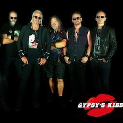 Postponed - Gypsy's Kiss and Buffalo Fish Tickets   DreadnoughtRock Bathgate    Thu 1st July 2021 Lineup