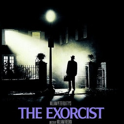 the exorcist Tickets    Newcastle International Airport Newcastle Upon Tyne NE Newcastle    Sun 31st October 2021 Lineup