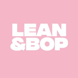 SOLD OUT Lean & Bop Tickets | The Deaf Institute Manchester  | Tue 28th September 2021 Lineup