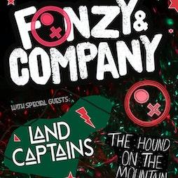 Fonzy & Company  Tickets | The Louisiana Bristol  | Sat 7th August 2021 Lineup